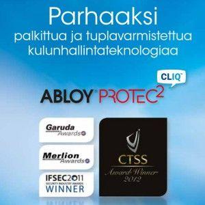 Abloy Protec 2 CLIQ
