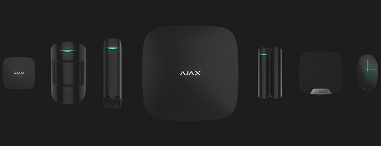 AJAX systems - Ammattitason langaton turvajärjestelmä